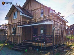 Строительство домов в Симферополе